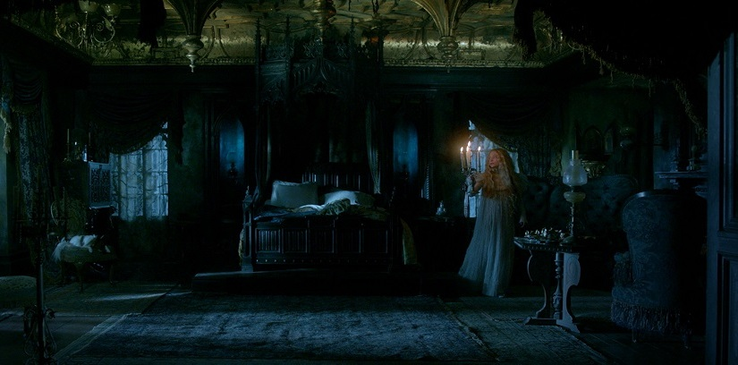 Crimson Peak (2015) Movie Review