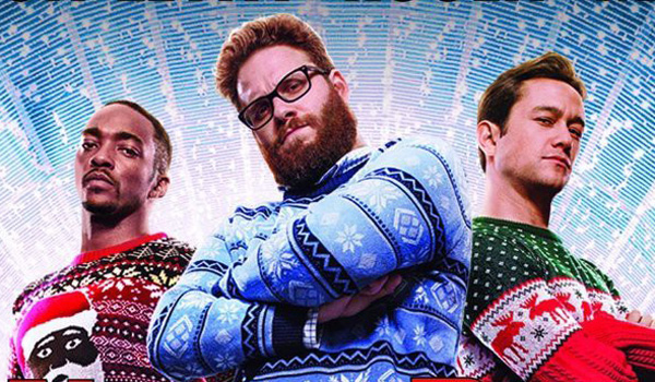 The Night Before (2015) Movie Review