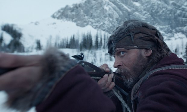 The Revenant (2015) MovieReview