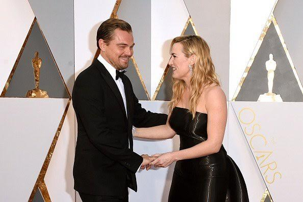 Can we talk about Leo and Kate at the Oscars?