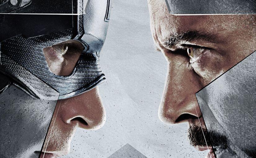 New Captain America: Civil War (2016) CharacterPosters