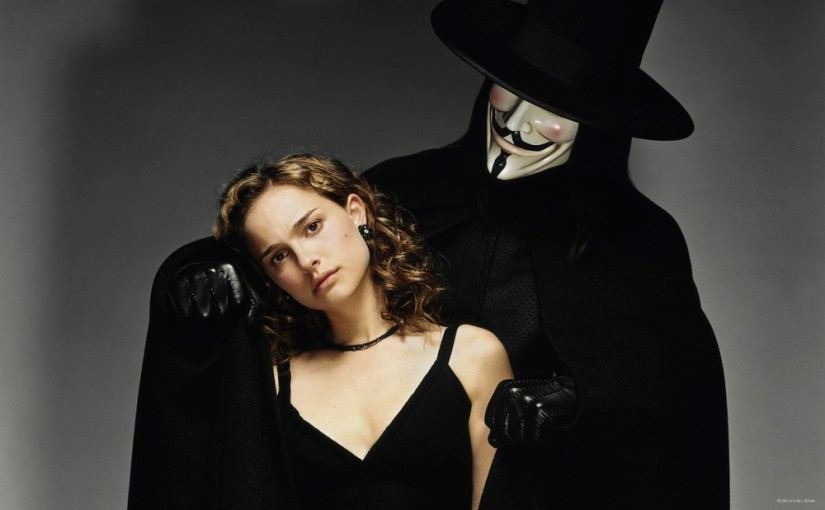 Happy 10th to the absolutely brilliant V for Vendetta(2006)