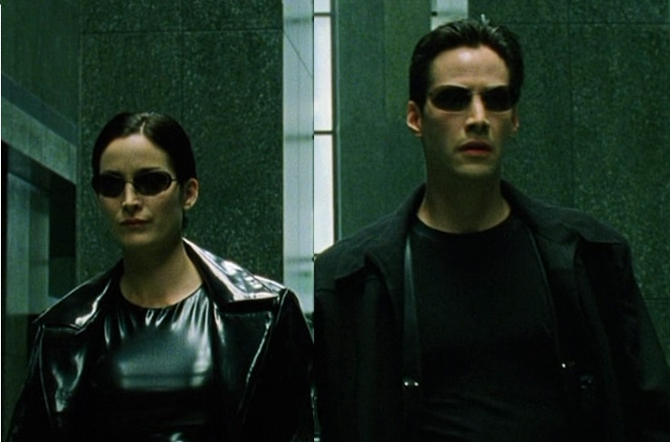 17th Anniversary of The Matrix (1999)