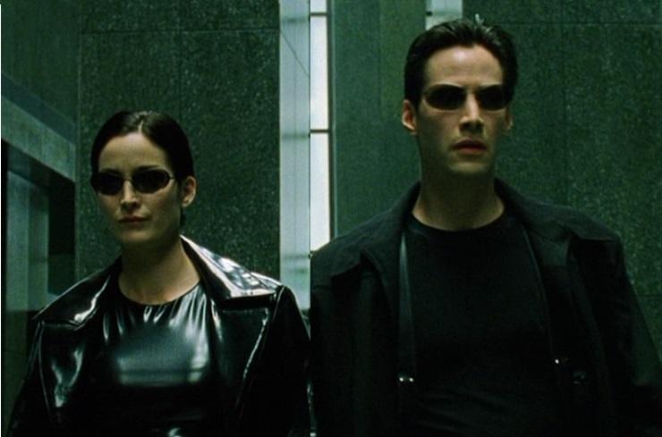 17th Anniversary of The Matrix(1999)