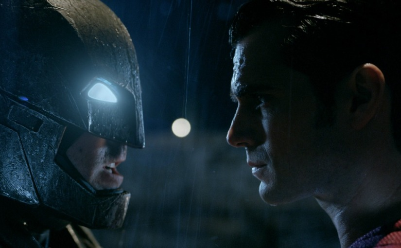 Batman v Superman: Dawn of Justice (2016) MovieReview