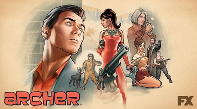 Archer (2009 –Present)