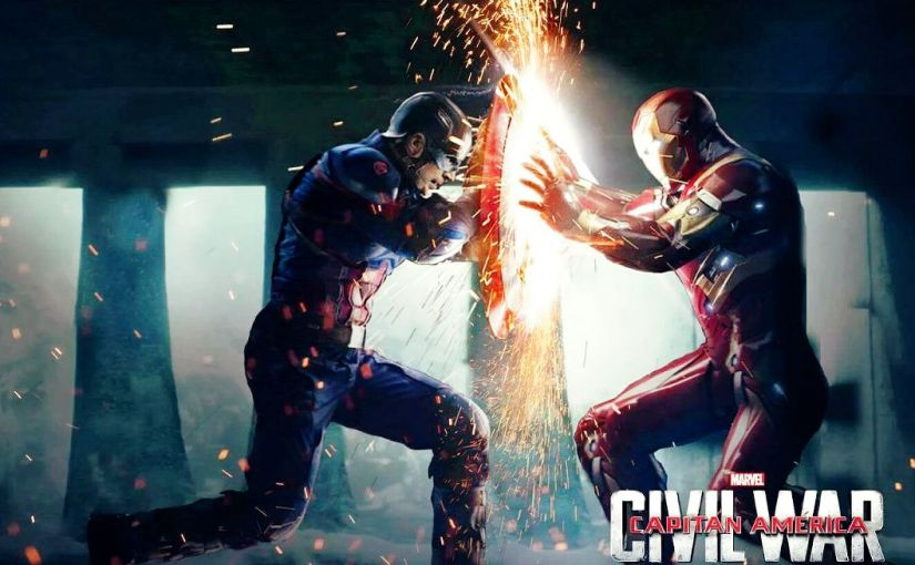 Captain America: Civil War (2016) Movie Review