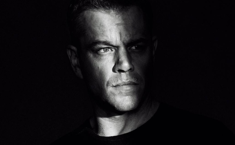 Jason Bourne (2016) MovieReview