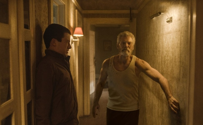 Don't Breathe (2016) MovieReview