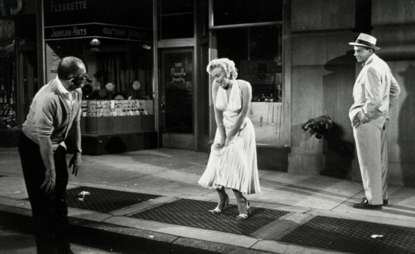 billy-wilder-marilyn-monroe-seven-year-itch-behind-the-scenes