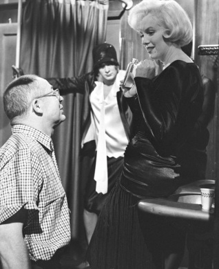 WILDER, CURTIS, MONROE: Some Like It Hot (1959)