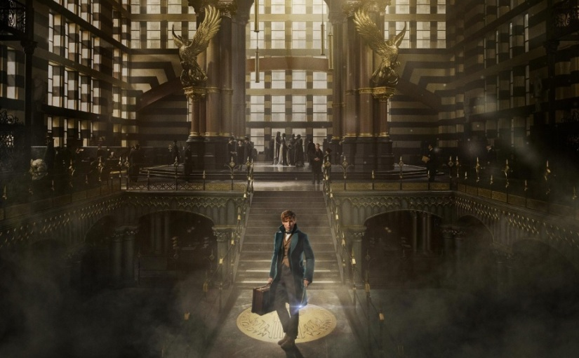 J.K Rowling Announces Plans To Expand 'Fantastic Beasts And Where To Find Them' From Trilogy To Five Films!(Video)