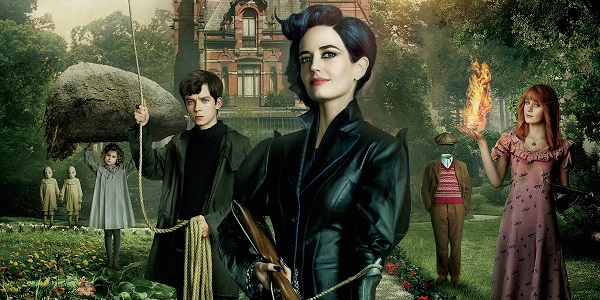 Miss Peregrine's Home For Peculiar Children (2016) MovieReview