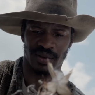 NATE PARKER as Nat Turner