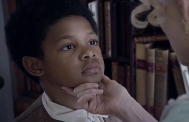 TONY ESPINOSA as Young Nat Turner