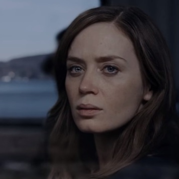 EMILY BLUNT as Rachel
