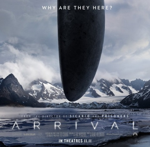 Arrival (2016) Movie Review