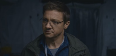 Renner in 'Arrival' | Paramount Pictures