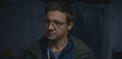 Renner in 'Arrival'   Paramount Pictures