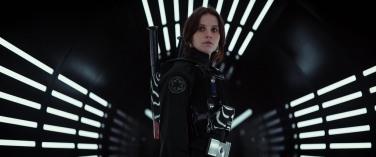 Felicity Jones as JYN ERSO | Disney/Lucasfilm