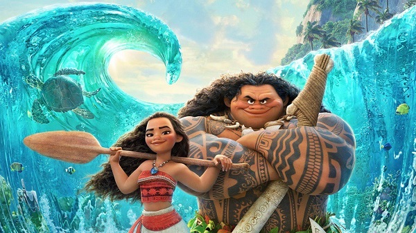 Moana (2016) MovieReview