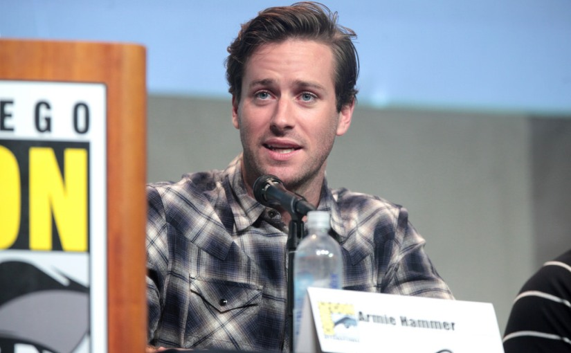 Rev Up Your Animated Engines! Armie Hammer Joins The Cast Of 'Cars 3' As The Villainous JacksonStorm