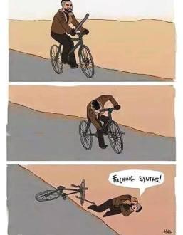 fucking synth fallout 4 meme comic
