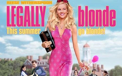 REBLOG: Genre Grandeur – Legally Blonde (2001) – Ghezal PlusMovies