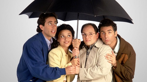 Former 'Seinfeld' Writer-Producers Reveal 5 Hilarious Storylines We Never Got ToSee