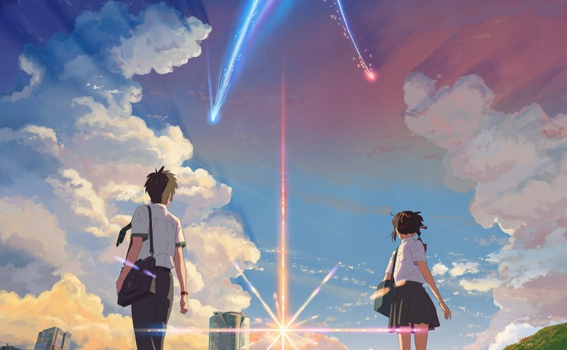 Your Name (Kimi no Na wa) (2017): An Animated Masterpiece That Contains As Much Heart As It Does Visual Beauty (Review)