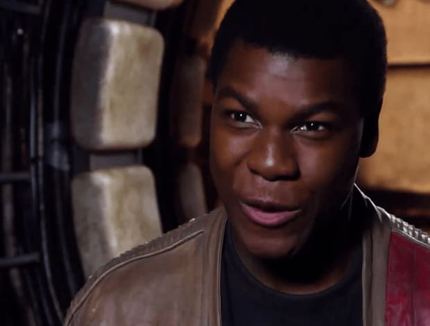 Mark Hamill Chimes In On John Boyega, Who Freaked Out Fans By Tweeting A 'Star Wars' Non-Spoiler