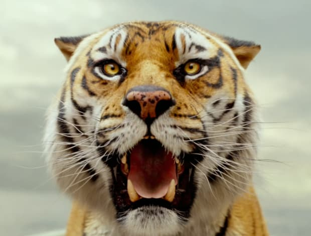 It's The CG-Eye Of The Tiger: Ranking The 5 Greatest SFX Tigers In Movies And TV