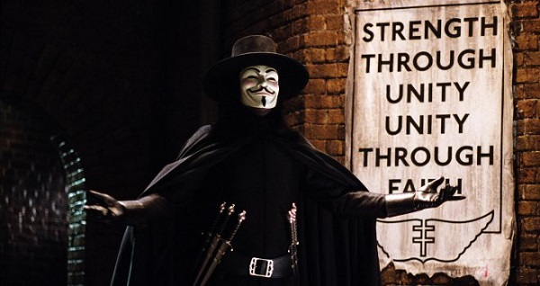 REBLOG: Genre Grandeur – V for Vendetta (2005) – Ghezal Plus Movies