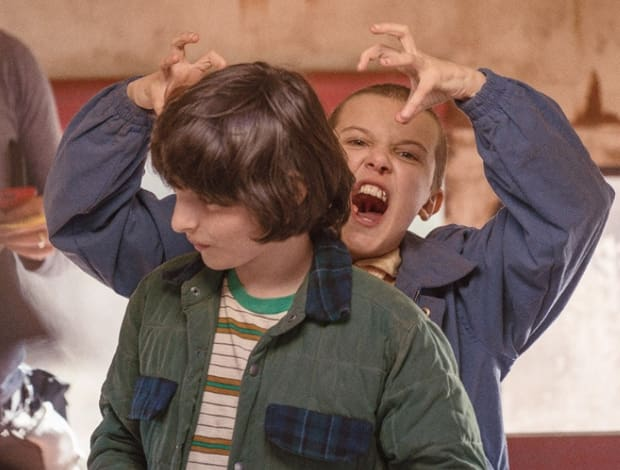 These Behind-The-Scenes Images From 'Stranger Things' Season 1 Will Get You Ready For Season 2