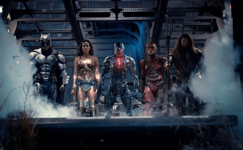 Justice League (2017): An Enjoyable Addition To The DCEU That Really Makes Me Crave More Wonder Woman (Review)