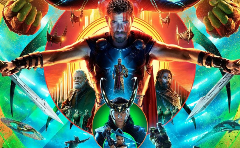Thor: A Funny Thing Happened On The Way To Ragnarok (2017) (Review)