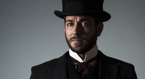 zachary levi alias grace
