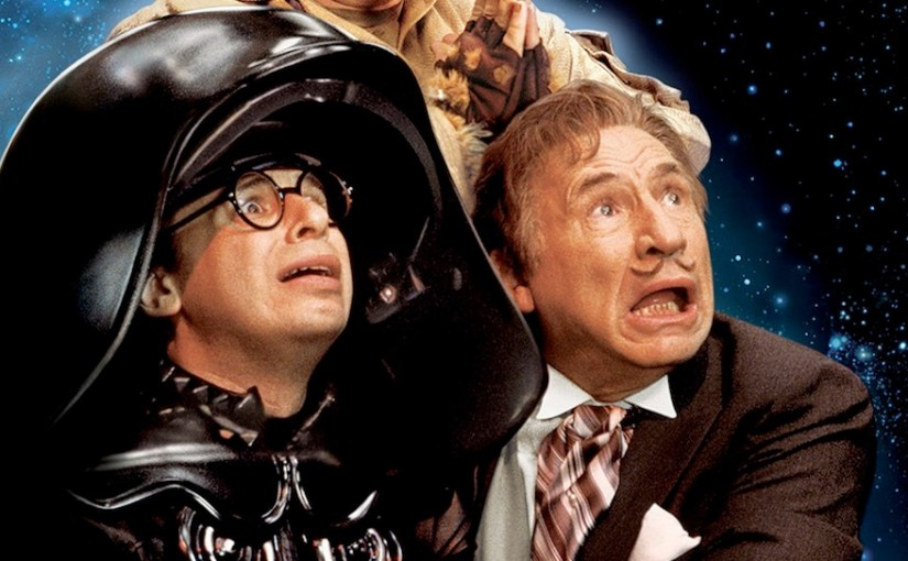 REBLOG: MovieRob's Genre Grandeur – Spaceballs (1987) – Ghezal Plus Movies