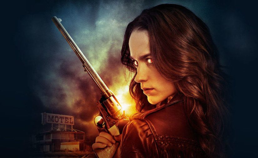 Check out my 'Wynonna Earp' Recaps over at The Mutt! (Updates)